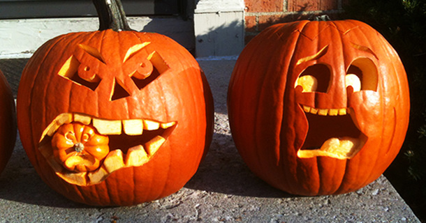 17 People Who Took Pumpkin Carving To A Whole New Level